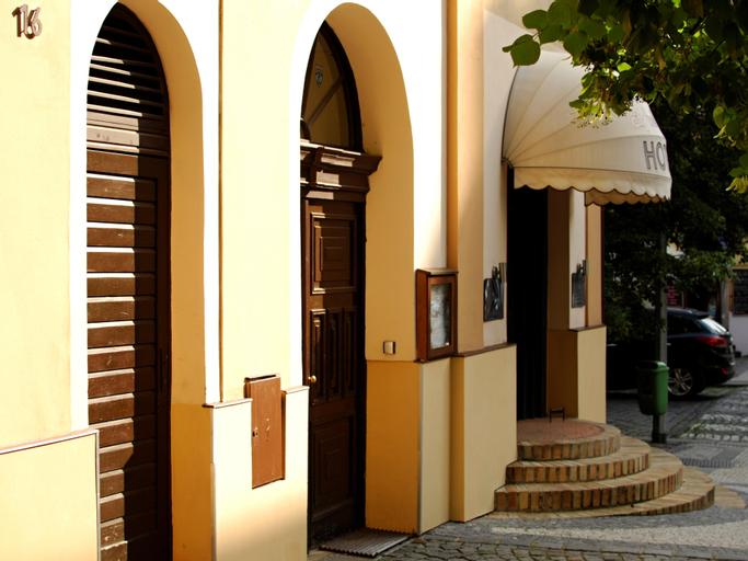 Hotel City Bell, Praha 2