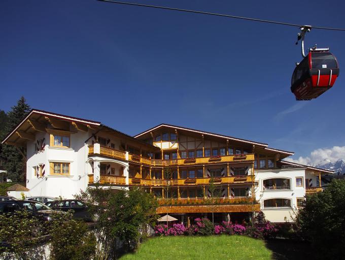Hotel Kaiserhof Kitzbuhel, 4 Sterne Superior, Kitzbühel
