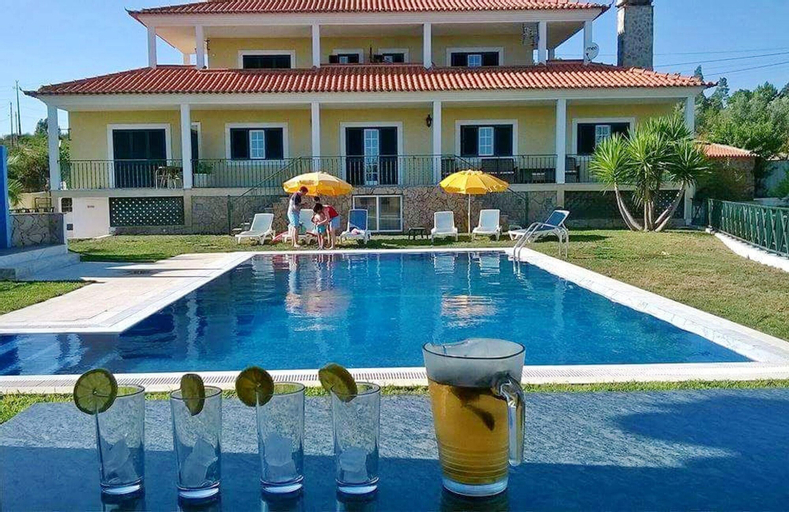 Villa With 4 Bedrooms in Vilar da Mo, Belver, With Wonderful Mountain, Gavião