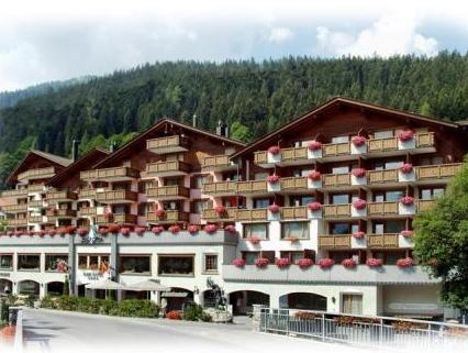 Silvretta Park-Hotel, Prättigau/Davos