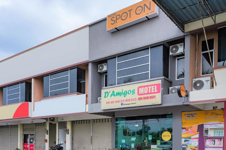 SPOT ON 89974 D'amigos Motel, Kubang Pasu