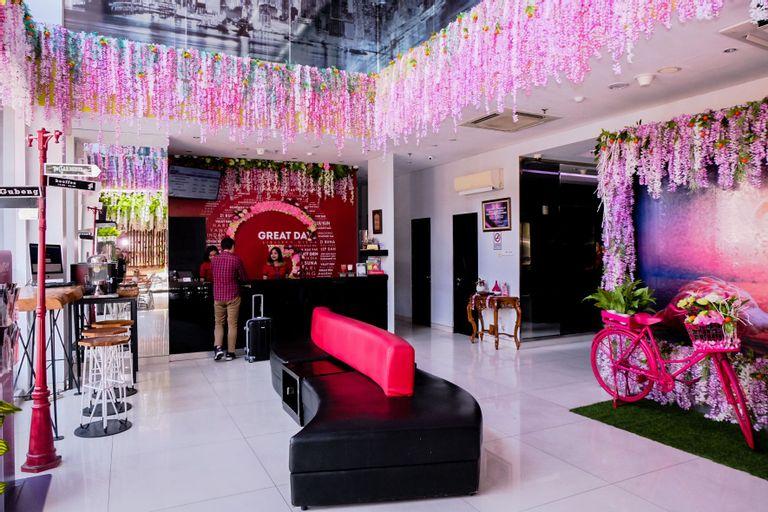 G Suites Hotel By AMITHYA, Surabaya
