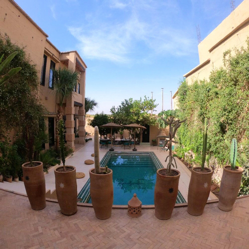 Villa With 7 Bedrooms in Taroudant, With Private Pool, Furnished Garden and Wifi, Taroudannt