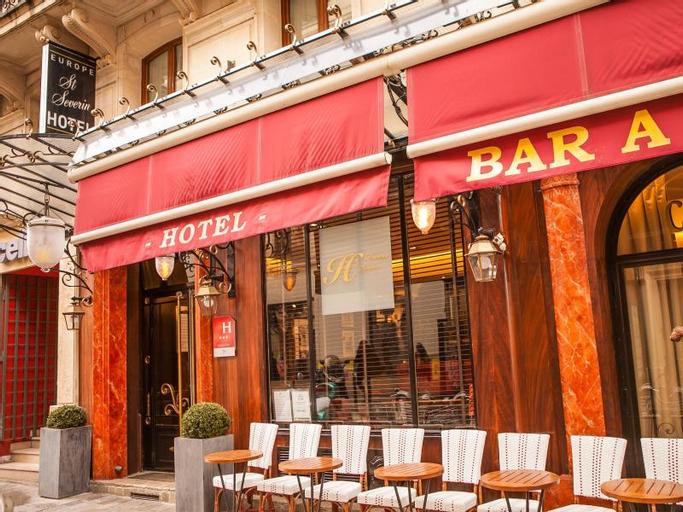 Hotel Europe Saint Severin Paris, Paris