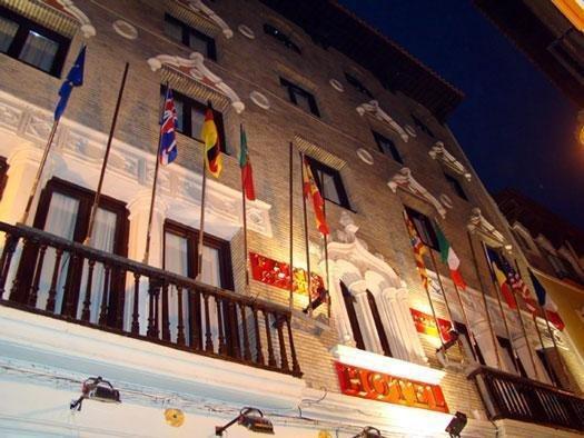 Paris Centro Hotel, Zaragoza