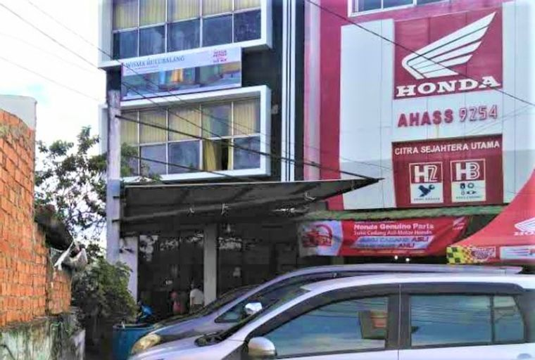 Wisma Hulubalang, Palembang