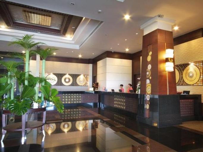 Grand Pacific Sovereign Resort & Spa, Cha-Am