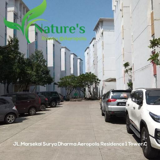 Nature Residence Aeropolis, Tangerang