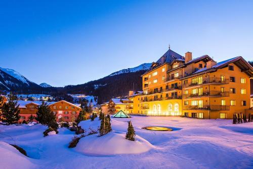 Hotel Vereina, Prättigau/Davos
