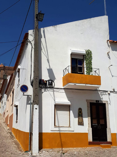 House With 2 Bedrooms in Santiago do Cacém, With Wonderful City View and Balcony - 20 km From the Beach, Santiago do Cacém