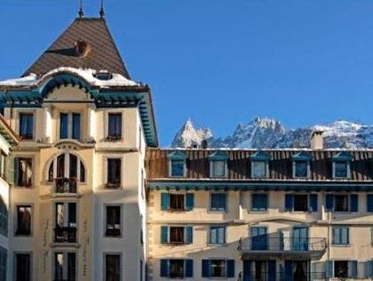 Grand Hotel des Alpes, Haute-Savoie