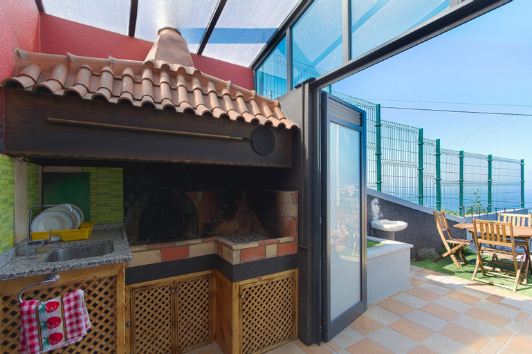 House With 2 Bedrooms in Ponta do Sol, With Wonderful sea View, Furnis, Ponta do Sol