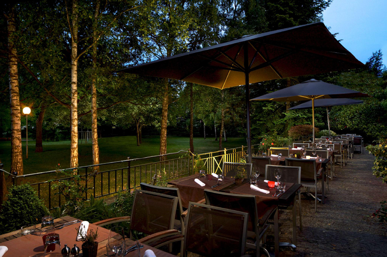 Hotel Parc Belair, Luxembourg