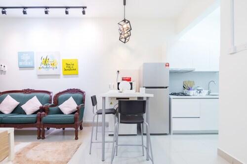 Omputeh Suite at Galleria, Kuala Lumpur