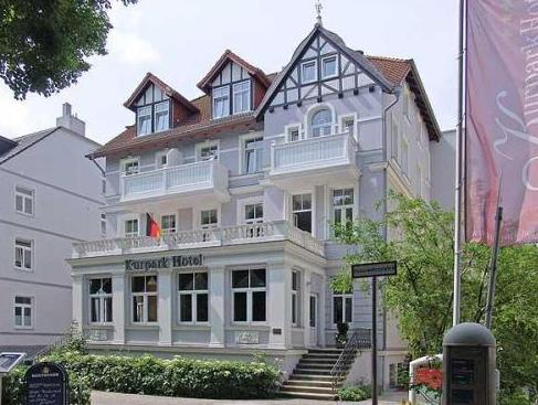 Kurpark Hotel, Rostock
