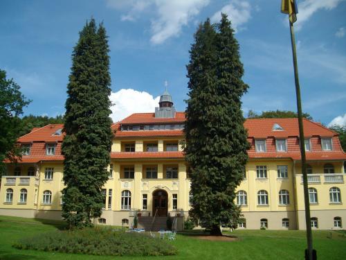 Ferien Hotel Villa Sudharz, Nordhausen