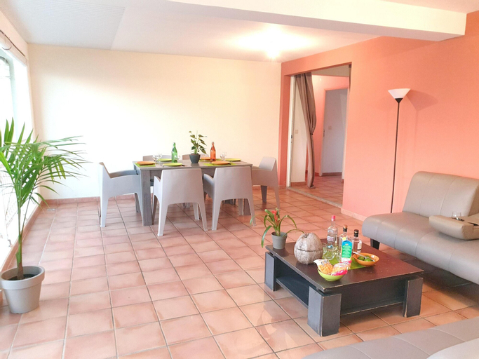 Apartment With 2 Bedrooms in Les Trois-îlets, With Wonderful sea View, Furnished Terrace and Wifi - 100 m From the Beach, Les Trois-Îlets