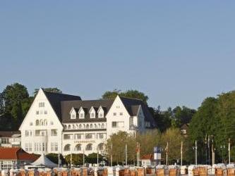 Strandhotel Glucksburg, Schleswig-Flensburg