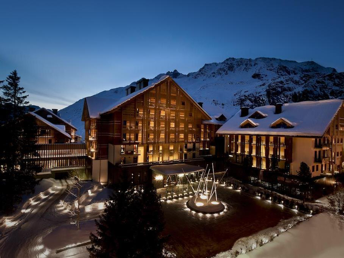 The Chedi Andermatt, Uri