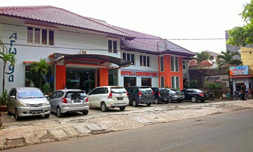 Arwiga Hotel & Gallery, Bandung