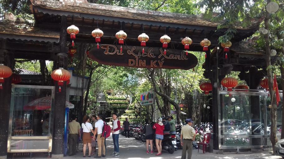 Din Ky Cong Chao Binh Duong, Thuận An