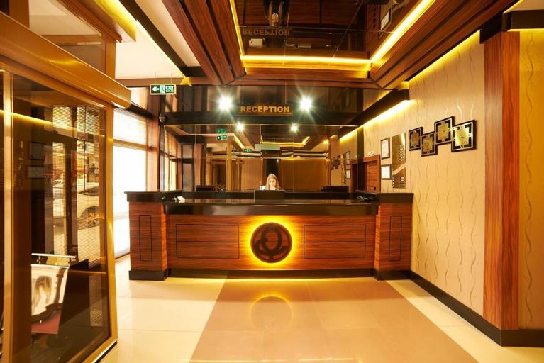 Cali Hotel, Bozüyük