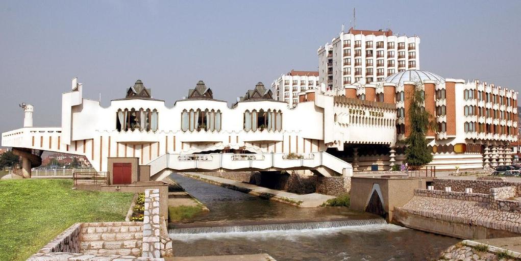 Hotel Vrbak, Novi Pazar