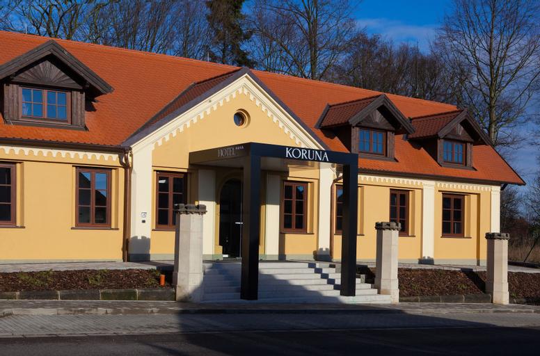 Hotel Koruna, Hradec Králové