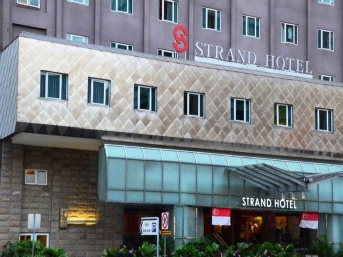 Strand Hotel (SG Clean Certified), Rochor