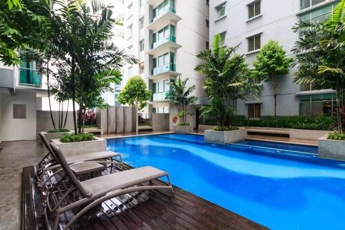 Chic and Cozy 3BR Apartment at Publika, Kuala Lumpur