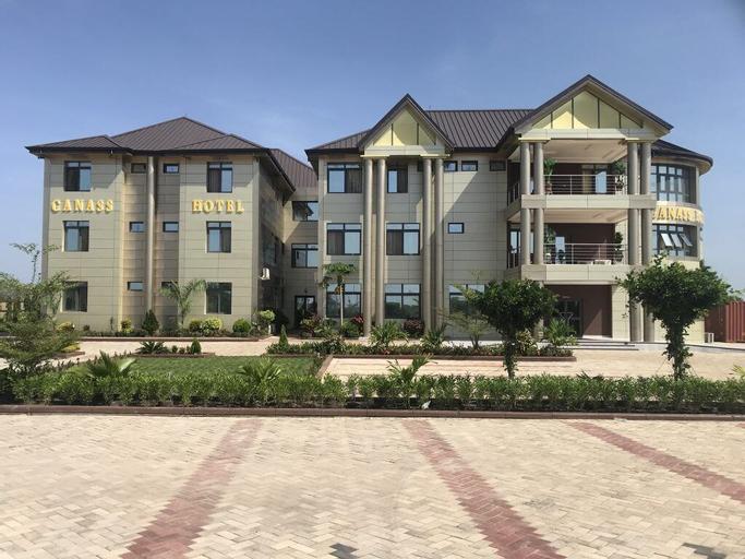 Ganass Hotel, Bolgatanga