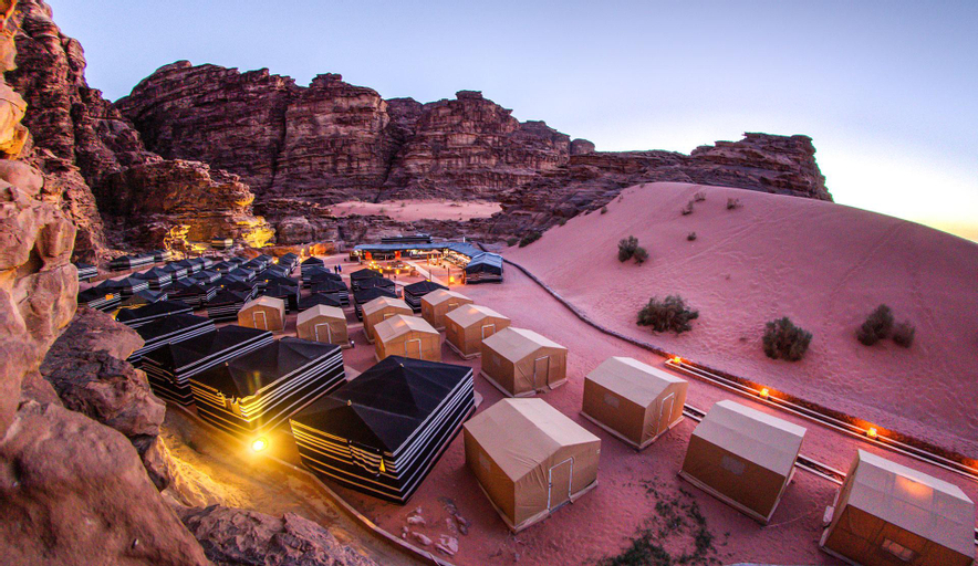 Rahayeb Desert Camp, Quaira