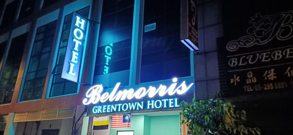 Belmorris Greentown Hotel, Kinta