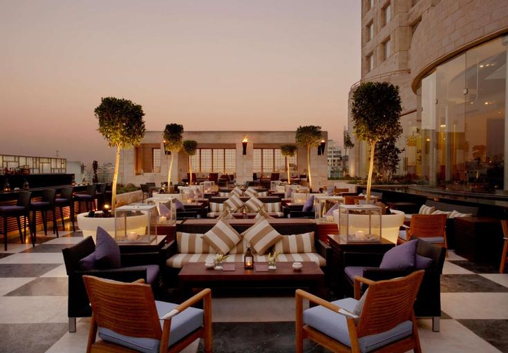 Grand Hyatt Amman Hotel, Amman