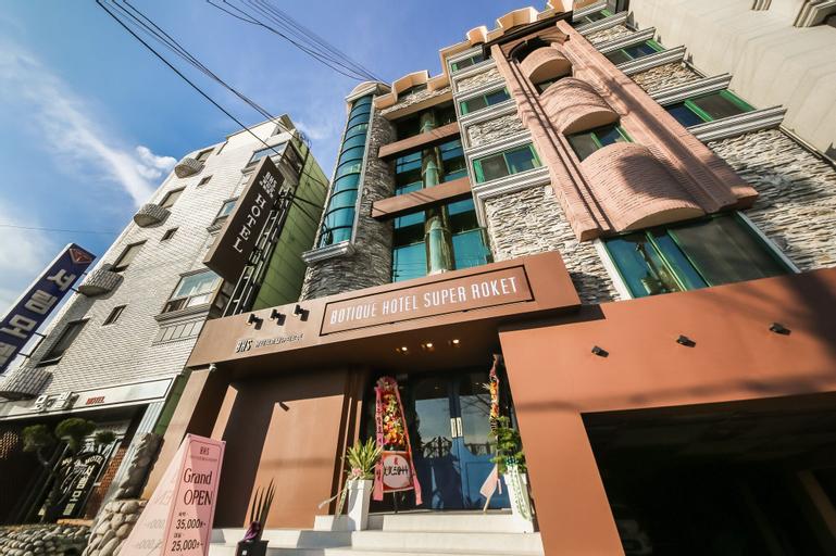 Boutique Hotel Super Rocket, Jinju