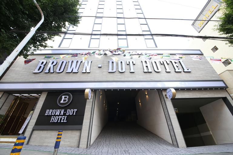 Brown-Dot Hotel Minam, Dongnae