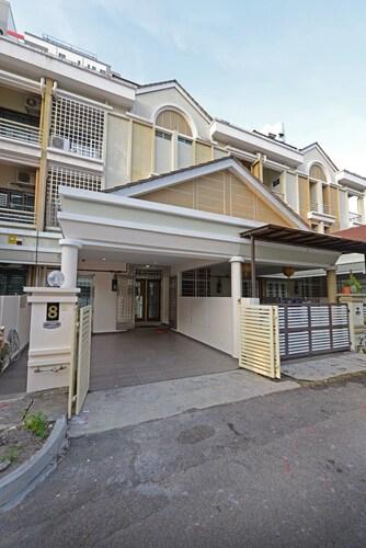 Spice Arena House, Pulau Penang