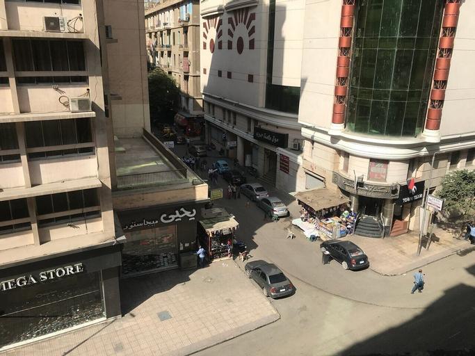 Joy Hotel, Qasr an-Nil