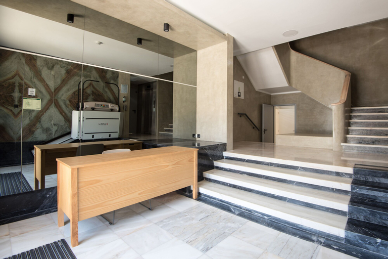 Lisbon Serviced Apartments - Campos, Lisboa
