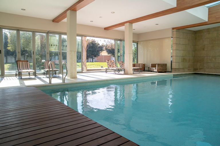 Villa With 4 Bedrooms in Santo Tirso, With Indoor Pool, Enclosed Garden and Wifi - 26 km From the Beach, Santo Tirso