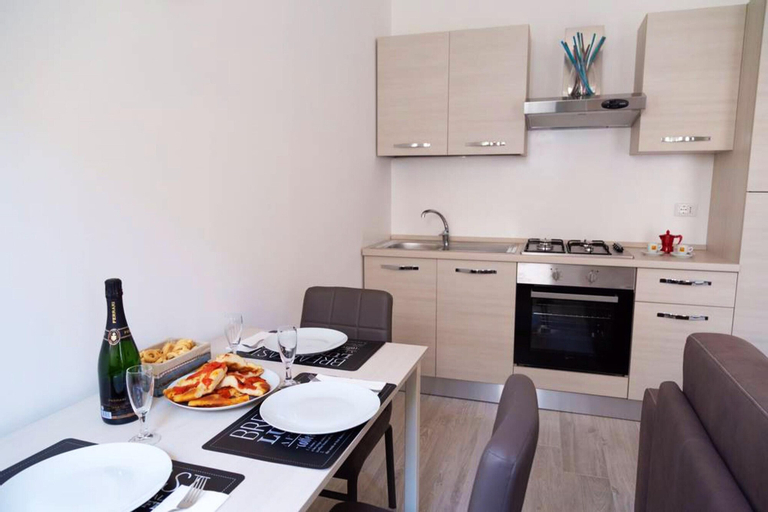 Apartment With one Bedroom in Monopoli, With Terrace and Wifi - 200 m From the Beach, Bari