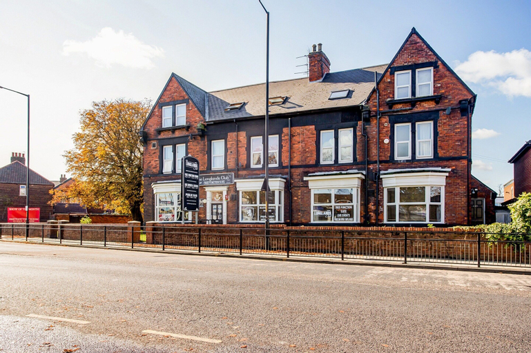 OYO The Longlands Hotel, Middlesbrough