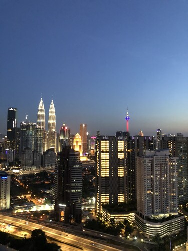 Expressionz Profesional Suites Klcc, Kuala Lumpur