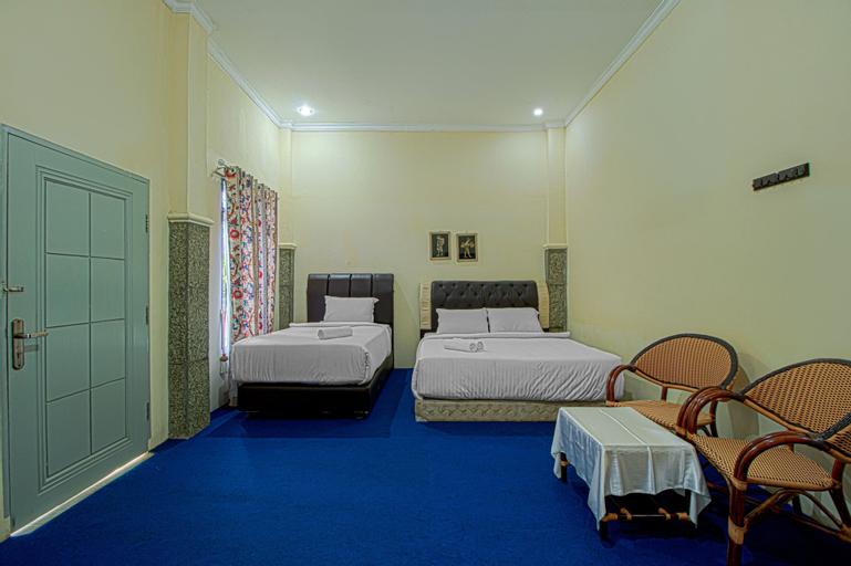 New Resort Almond, Toba