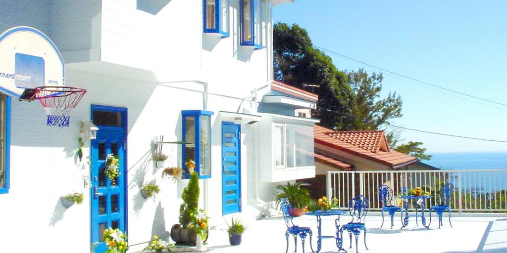 Mediterranean Sea Pension Knossos, Higashiizu