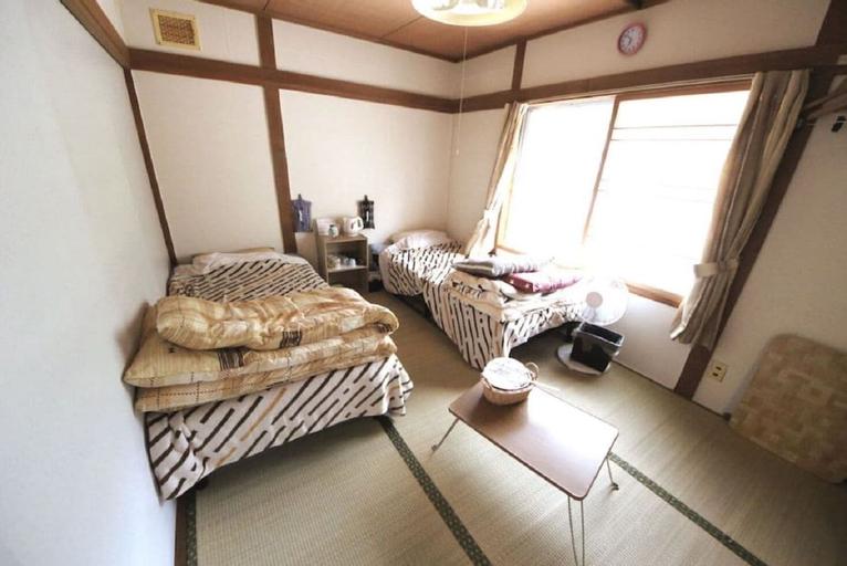 Guesthouse in Kitayuzawa onsen, Date