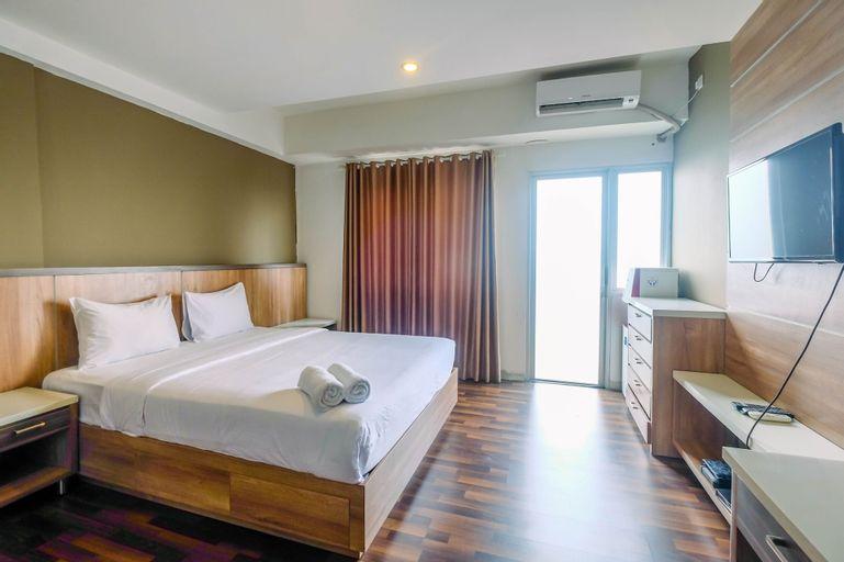 Modern and Cozy Studio Park View Condominium Apartment, Depok