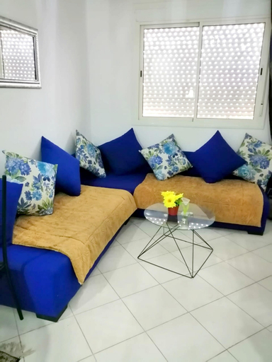 Apartment With 2 Bedrooms in Tamaris, With Shared Pool - 2 km From the Beach, Casablanca