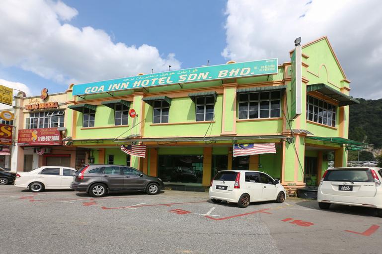 OYO 90098 Goa Inn Hotel, Gua Musang