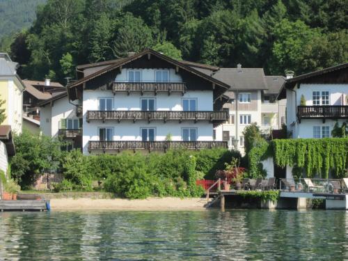 Hotel Seerose Garni Wolfgangsee, Gmunden